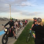 Track cycling development program